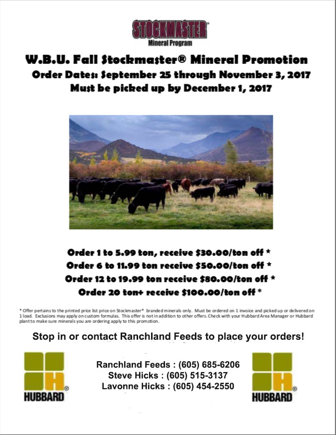 Stockmaster® Promotion